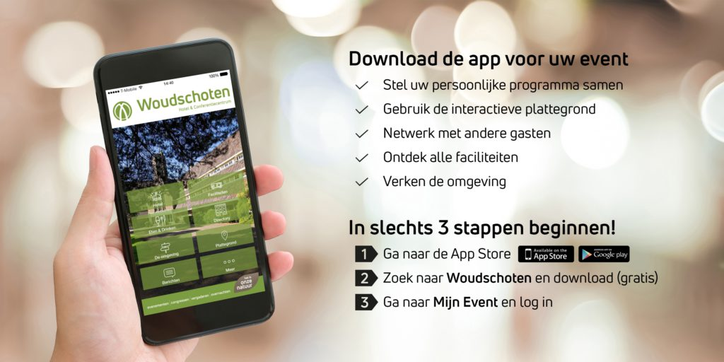 Woudschoten App